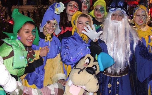 Parade de Noël à Millau : on répète ?!
